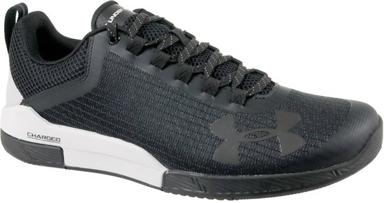 Under Armour UA Charged Legend TR Fitnessschoenen - Heren - Maat 42 - Zwart