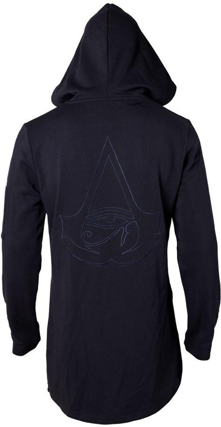 Assassin s Creed Origins - Eye of Horus Fishtail Men Hoodie - Black - XL