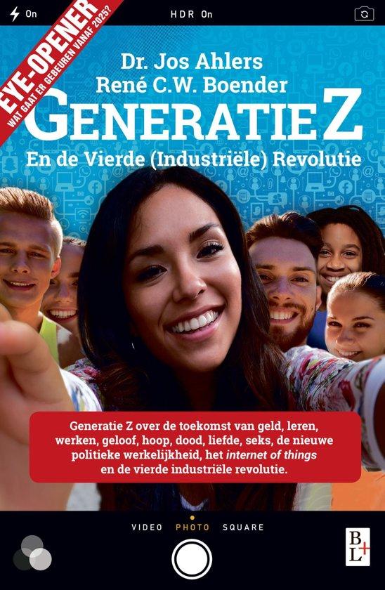 Generatie Z en de vierde (industriële) revolutie