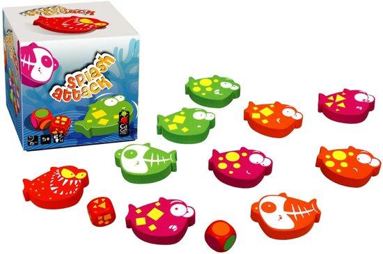 Afbeelding van het spel Splash Attack