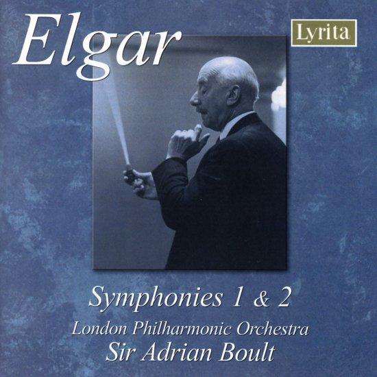 London Philharmonic Orchestra / Bou - Elgar: Symphonies Nos 1 & 2