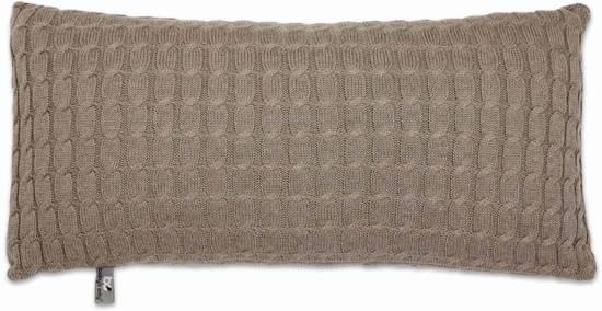 Baby's Only Kabel - Sierkussen - 30x60 cm - Taupe