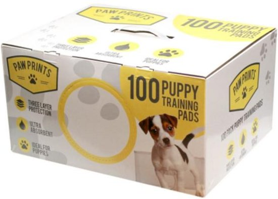Puppy trainingsdoekjes - 100 stuks - set van 100 stuks