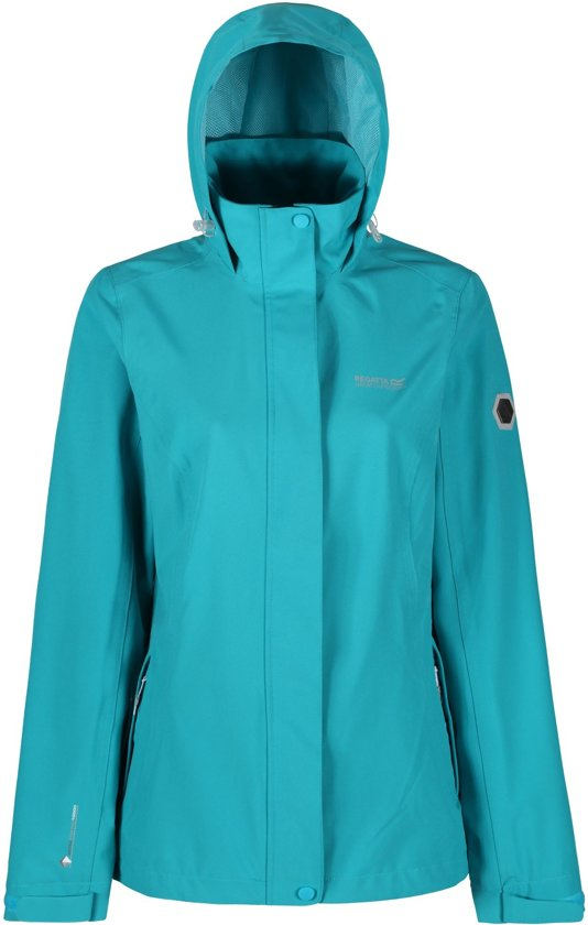 Regatta Calyn Stretch II Jas - Dames - Aqua