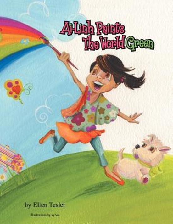 Bol Ai Linh Paints The World Green Ellen Tesler