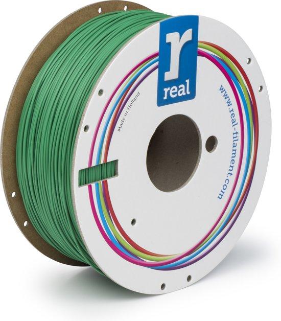 REAL Filament PLA groen 1.75mm (1kg)