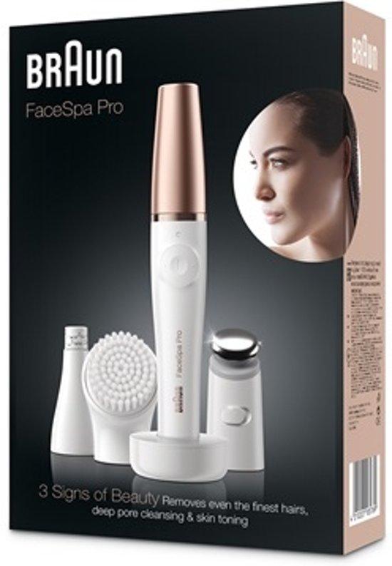 Braun FaceSpa Pro 911