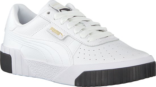 4390c28758d Maat 37 Sneakers Dames Wit Cali Wn's Puma wRq4P