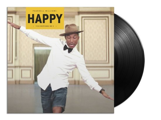 Happy - From Despicable Me 2 (12 Inch Vinyl)