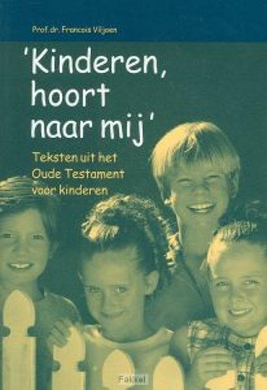 Kinderen hoort naar mij - Viljoen, F. pdf epub