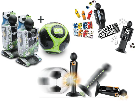 EXIT Striker Streetsoccer (2st.) + EXIT Voetbal