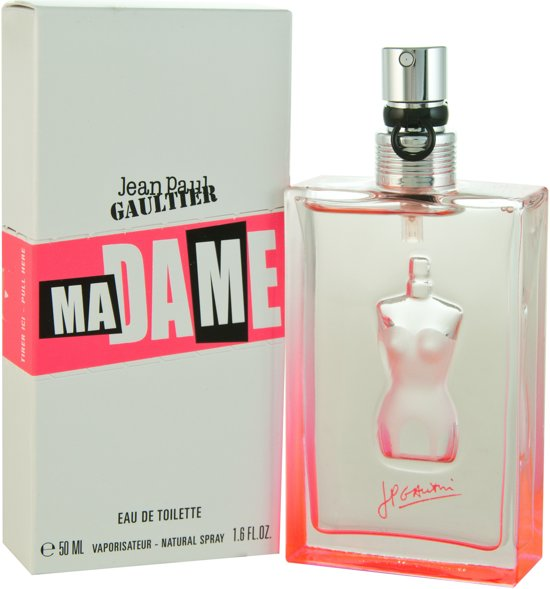 jean paul gaultier madame for women 50 ml. Black Bedroom Furniture Sets. Home Design Ideas