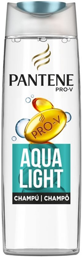 AQUA LIGHT champú cabello fino 270 ml