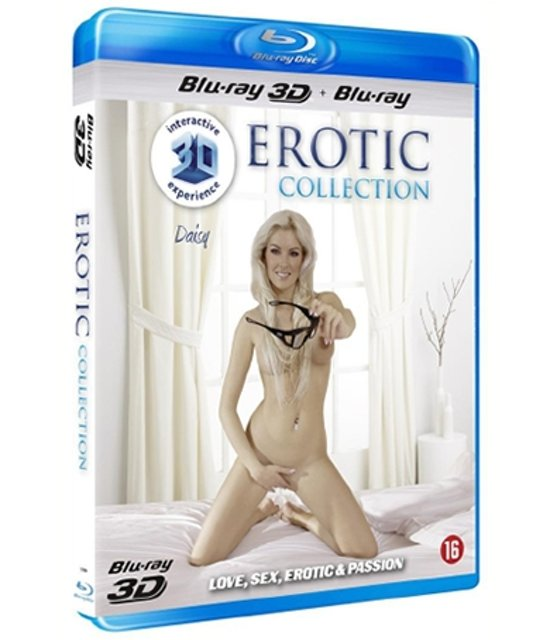 Erotic Collection - Daisy (3D+2D Blu-ray)