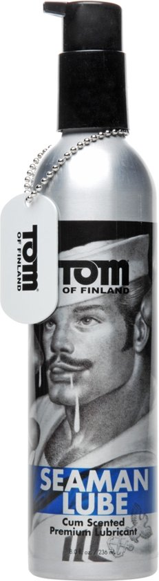 XR Brands Tom of Finland Glijmiddel Seaman Lube - 236ml 236 ml