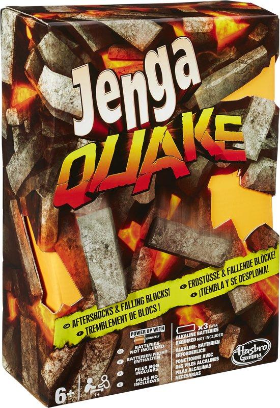 Afbeelding van het spel Jenga Quake - Gezelschapsspel
