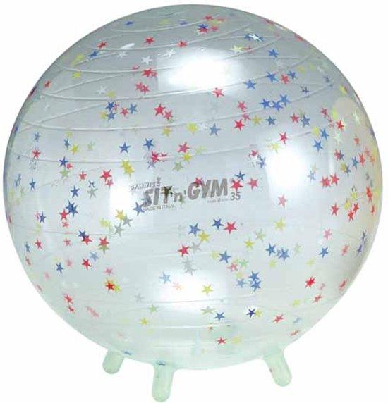 Gymnic Sit'n'Gym 35 - Zitbal - Confetti - Ø 35 cm