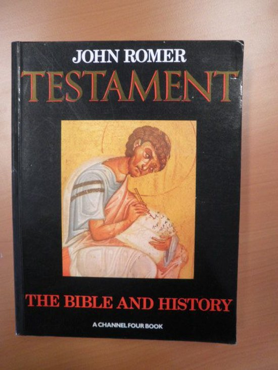 Testament. The Bible and History