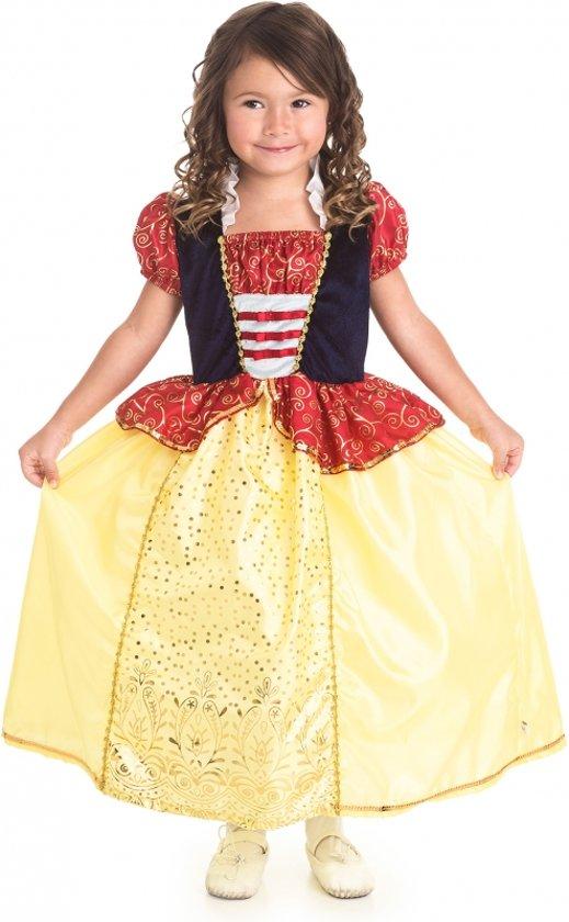 Gele jurk 140
