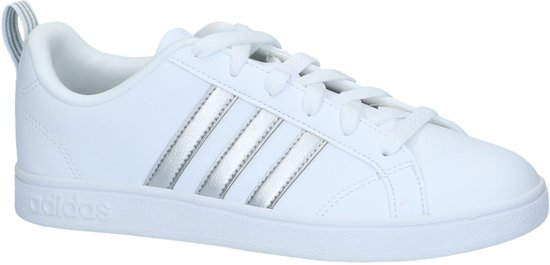 adidas sneakers dames wit kant