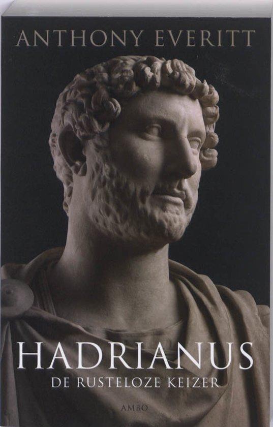 Boek cover Hadrianus van Anthony Everitt (Onbekend)