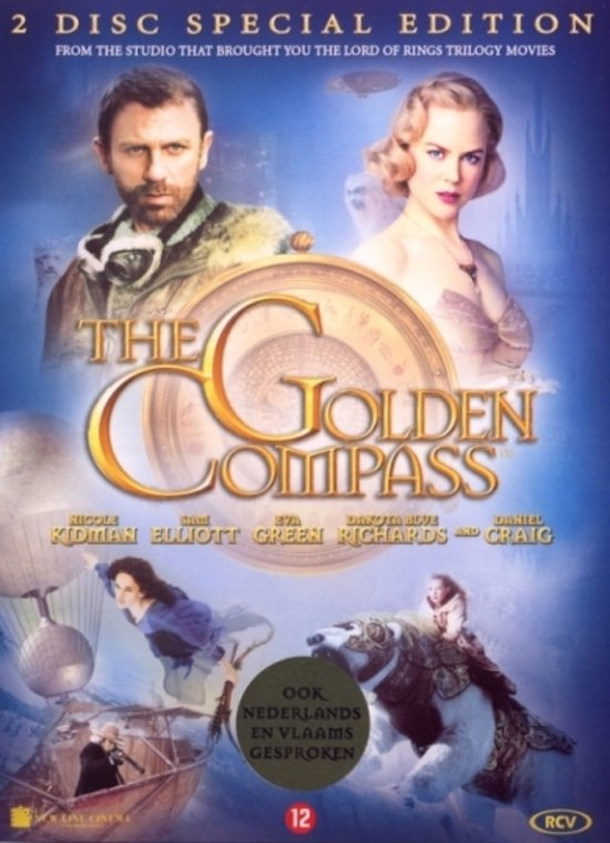 DVD cover van *The Golden Compass Special Ed. 2 Dvds