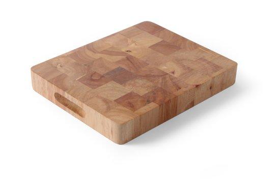 Hendi Snijplank 265x325 cm (1/2 GN) rubberwood
