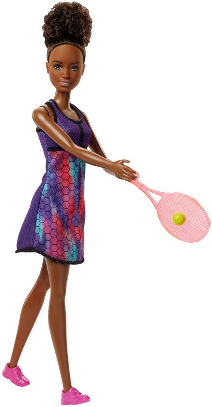Barbie Tennis Speler