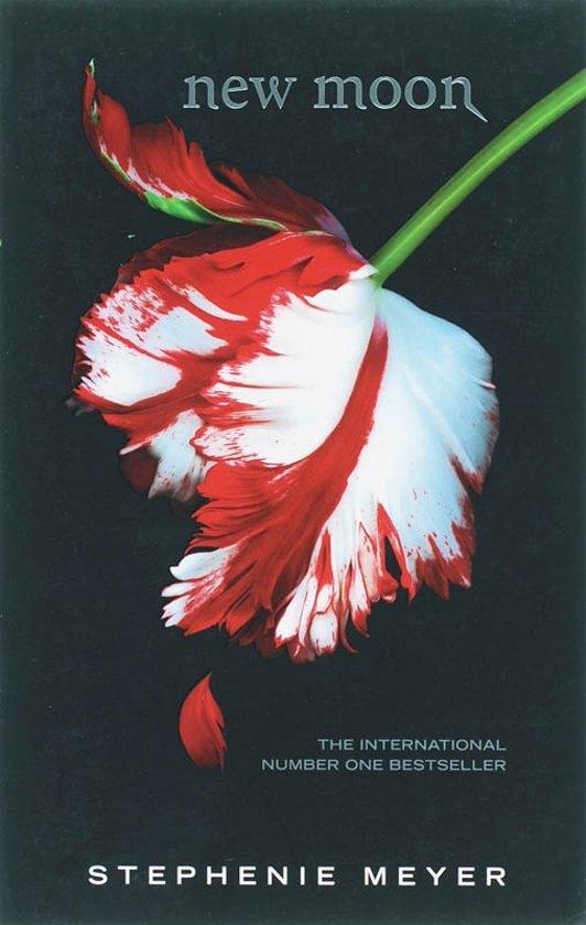 Boek cover Twilight 2 - New Moon van Stephenie Meyer (Paperback)