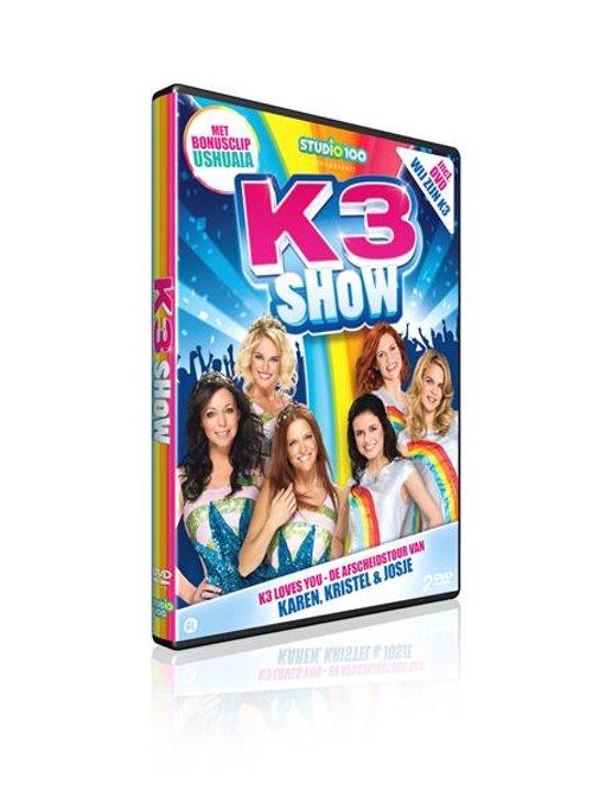 K3 Loves You - De Afscheidstour