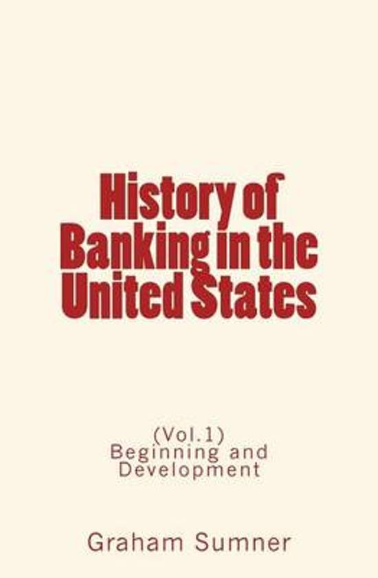 History of Banking in the United States