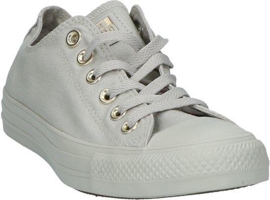 Grijs;grijze Grey gold Maat Sneaker Grey Ox Laag Pale Sportief Dames ConverseAs pale 41 qUzVMpGS