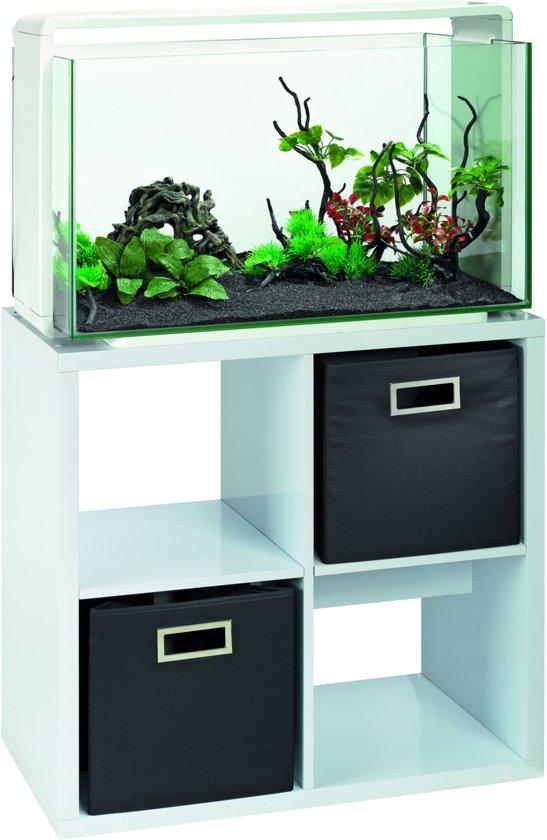 Meubel Home Aquarium 110 Wit 21x41x82cm
