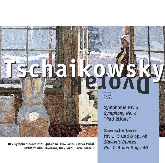 Symphony No.6/Slavonic Da