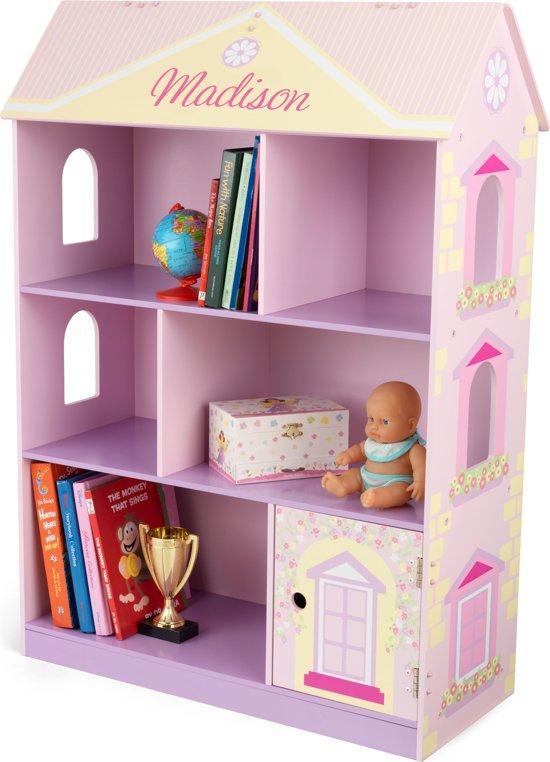 kidkraft poppenhuis boekenkast