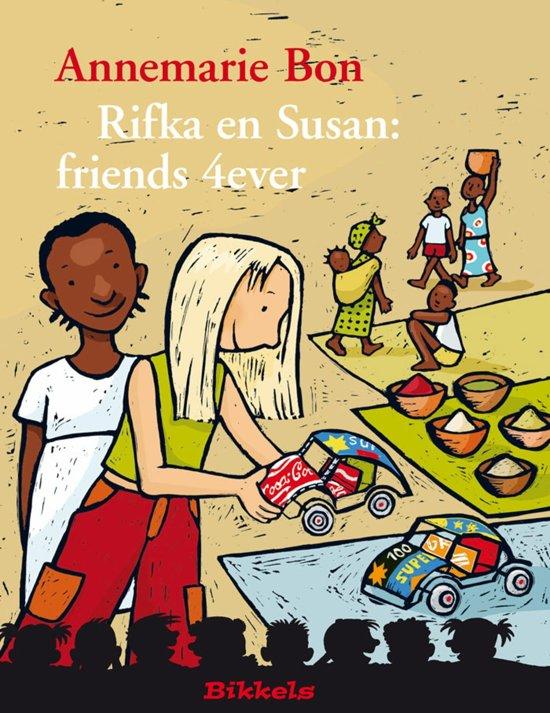 Bikkels - Rifka en Susan: friends 4ever