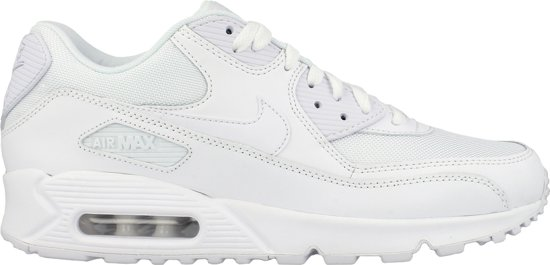 | Nike AIR MAX 90 ESSENTIAL 537384 111 Wit;Wit maat 41