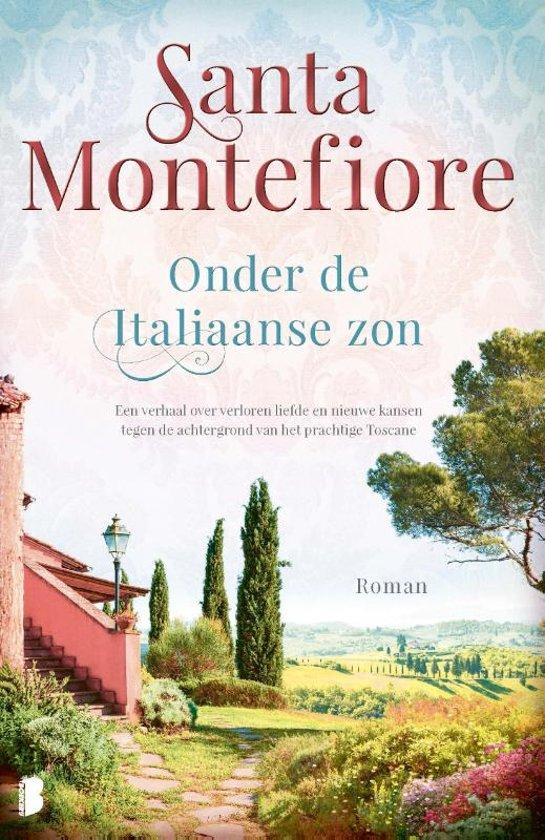 bol.| Onder de Italiaanse zon, Santa Montefiore
