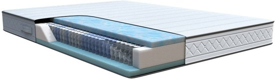 Beter Bed Select pocketveermatras Platinum Pocket Deluxe Gel