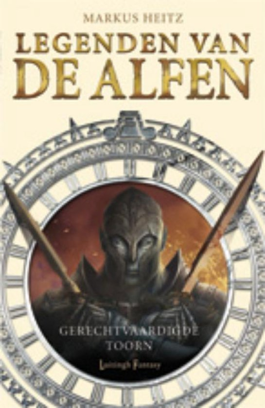 markus-heitz-legenden-van-de-alfen-1---gerechtvaardigde-toorn