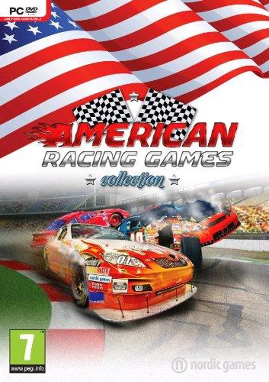 American Racing Games Collection - Windows