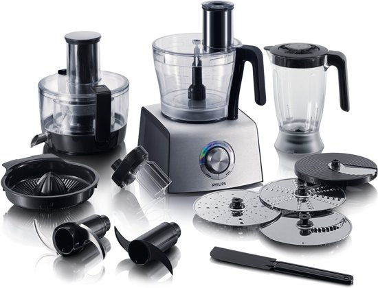 Philips Keukenmachine Aluminium Collection HR7775/00