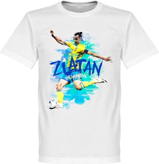 T shirtS Zlatan Motion Ibrahimovic OZuPkiX