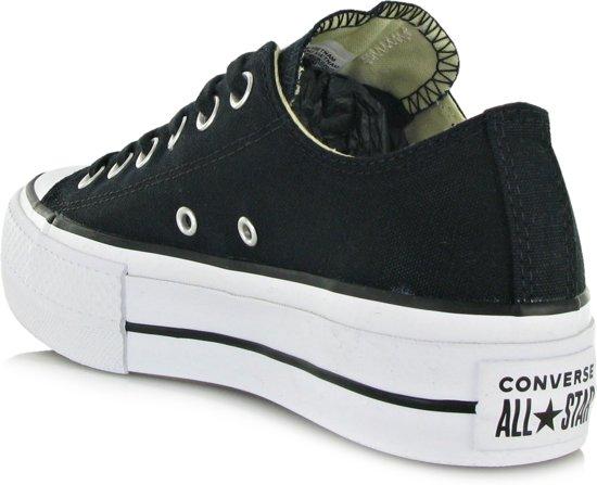 36 Chuck Converse Maat Lift Dames 5 Zwart Allstar Sneakers Taylor qq6frE8