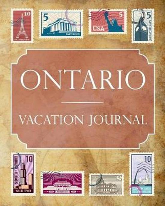 Ontario Vacation Journal