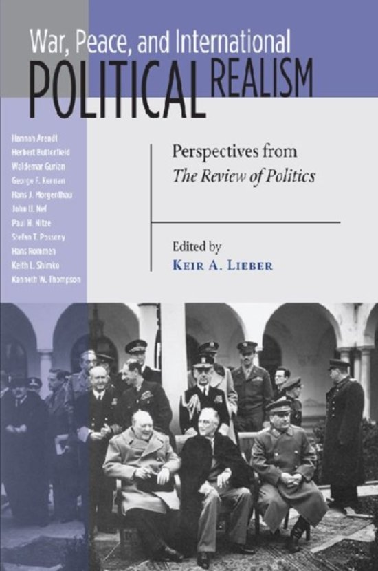 the realism in world war i politics essay Free essays on world war one liberalism neo-realism and neo-liberalism are introduced in this conflict to give a better understanding of the world war i, or.