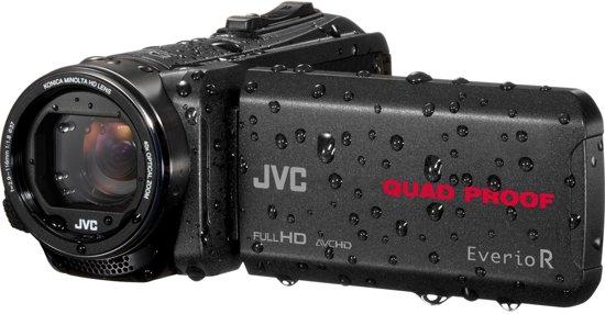 JVC GZ-R430BEU - Zwart