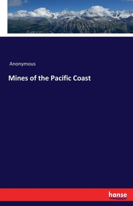 Mines of the Pacific Coast