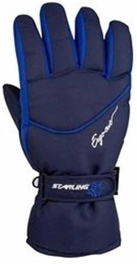Winter handschoenen Starling blauw voor volwassenen M (8)