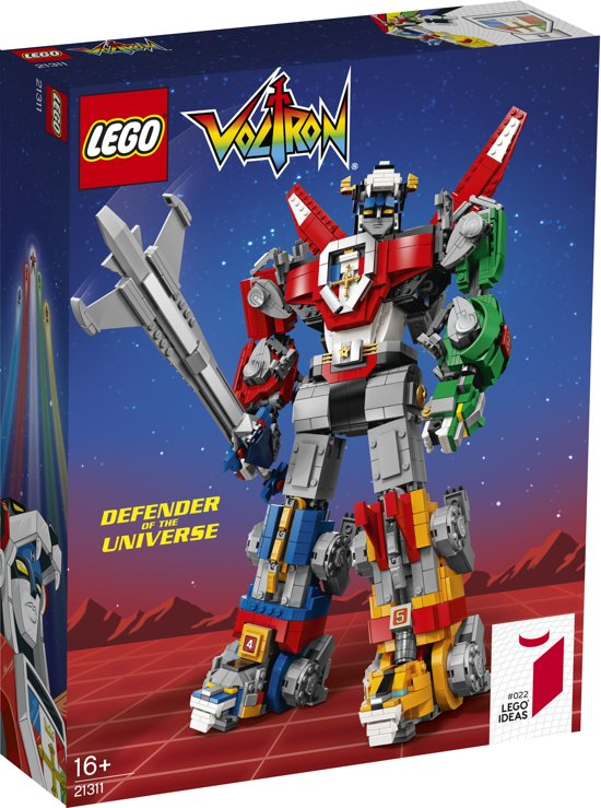 LEGO Ideas Voltron - 21311